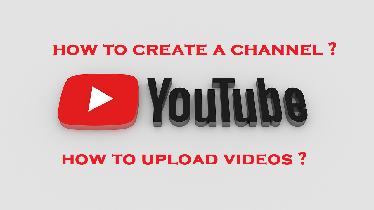 Featured image for youtube channel create and upload videos