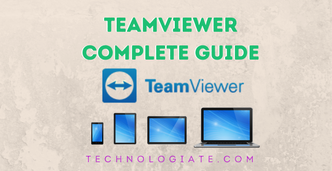 How to use TeamViewer on PC, Mobile