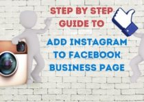 How do I add Instagram to my Facebook business page