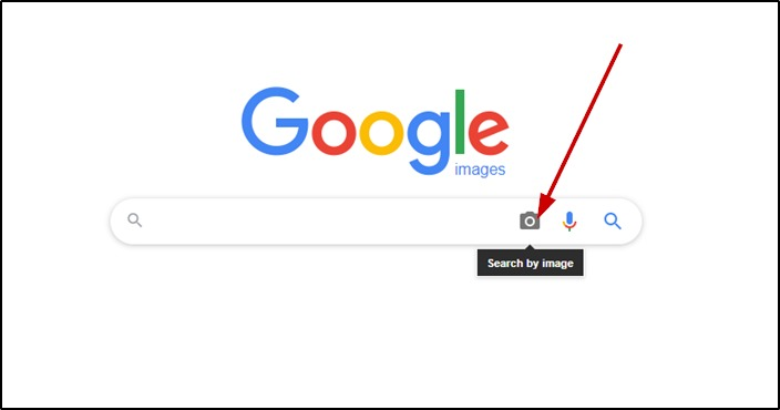 Google Images Search By Image Option