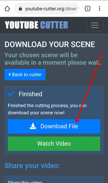 Youtube Ringtone Cutter Started
