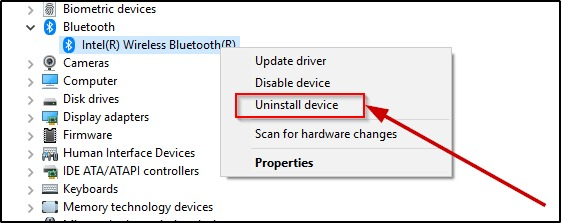 How To Uninstall A Driver On Windows 10
